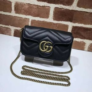 Gucci Marmont Mini Check Description